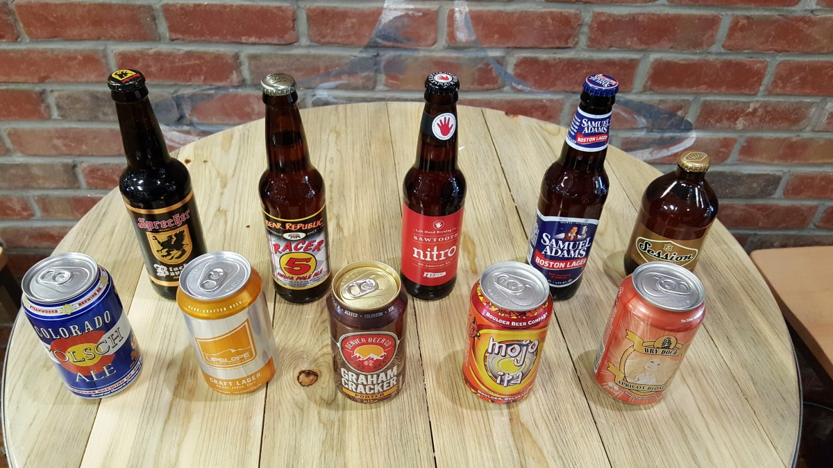beer sent to Peyton Manning
