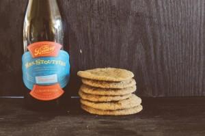 Beer Brown Sugar Cookies