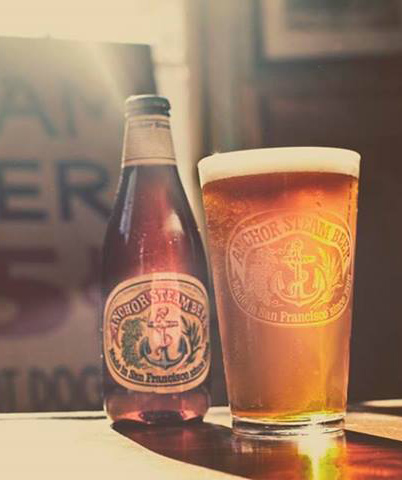 Blogs on Beer: Anchor Brewing Co.