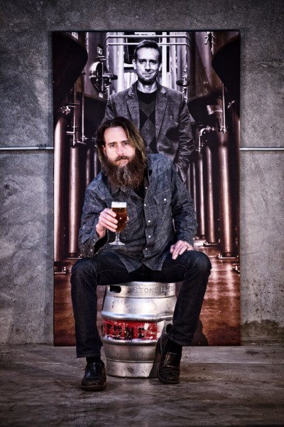 Stone Brewing Co. CEO & Co-founder Greg Koch