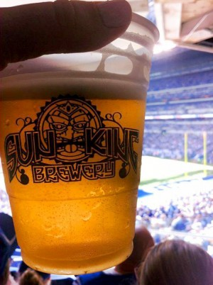 Sun King available at Lucas Stadium
