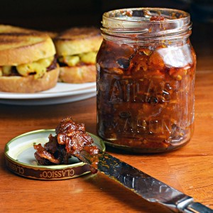 Bacon, Beer & Tomato Jam