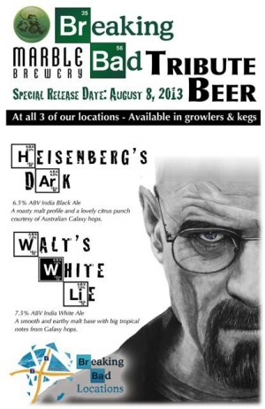 Breaking Bad Beer